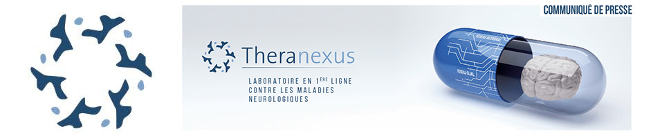 Succès de l'introduction en Bourse de THERANEXUS sur Euronext Growth à Paris